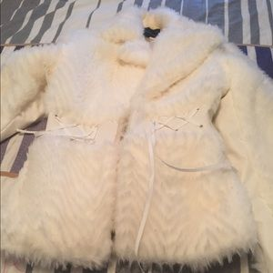 Moda International Jackets & Coats - White jacket (Victoria's Secret) good condition
